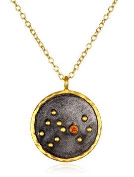 "Satya 18"" Scorpio Zodiac Necklace"