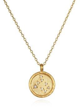 Satya Gemini Zodiac Necklace