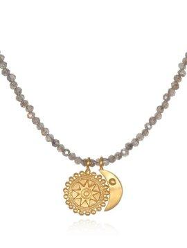 Satya Mystical Moonlight Necklace