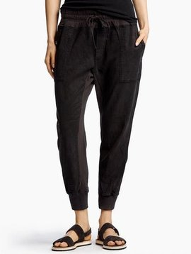 James Perse Mixed Media Pant