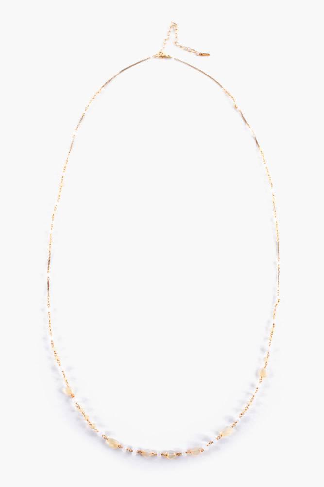 Chan Luu Ethiopian Opal Adjustable Necklace