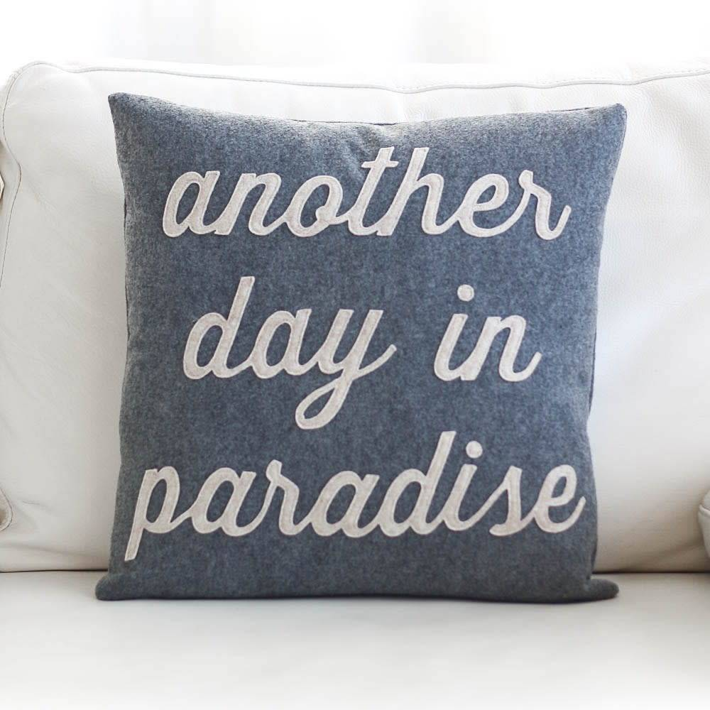 Alexandra Ferguson Another Day in Paradise 16x16