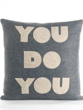 Alexandra Ferguson You Do You Pillow 16x16