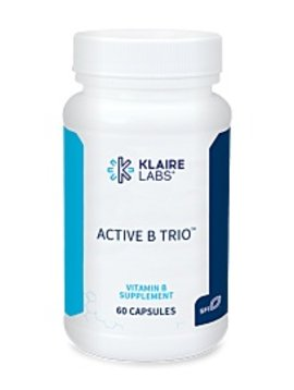 Prothera (Klaire Labs) Active B Trio Vitamin B Supplement