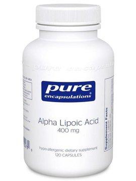 Pure Encapsulations Alpha Lipoic Acid 400mg