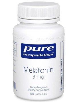 Pure Encapsulations Melatonin 3mg