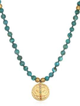 Satya Turquoise Chakra Male
