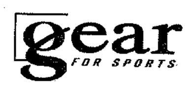 Gear for Sports