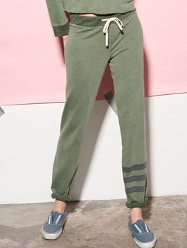 Sundry Basic Stripes Sweatpants