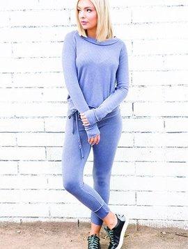 R&R Surplus Wrap Back Sweatshirt