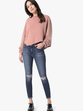 Joe's Jeans Charlie High Rise Skinny Ankle Pant