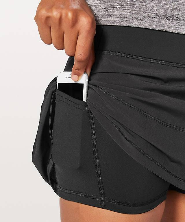 Lululemon Pace Rival Skirt