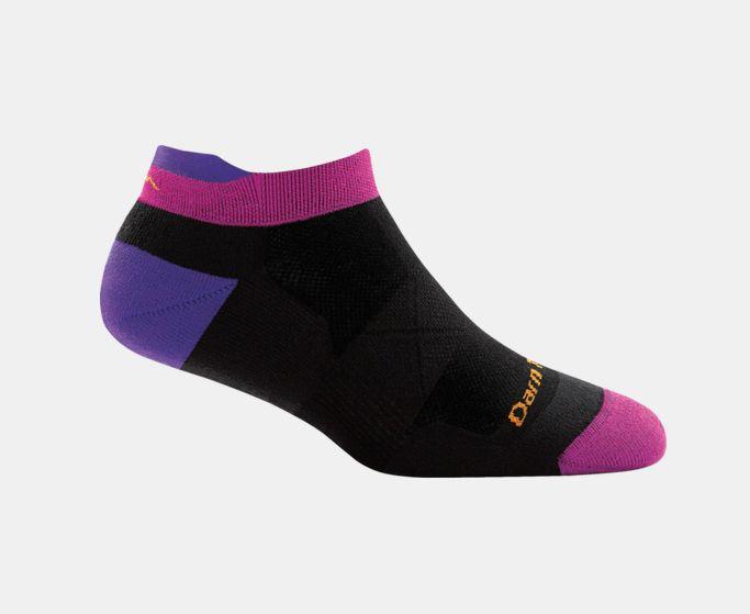 Darn Tough Women's Vertex No Show Ultra Light Cushion Sock