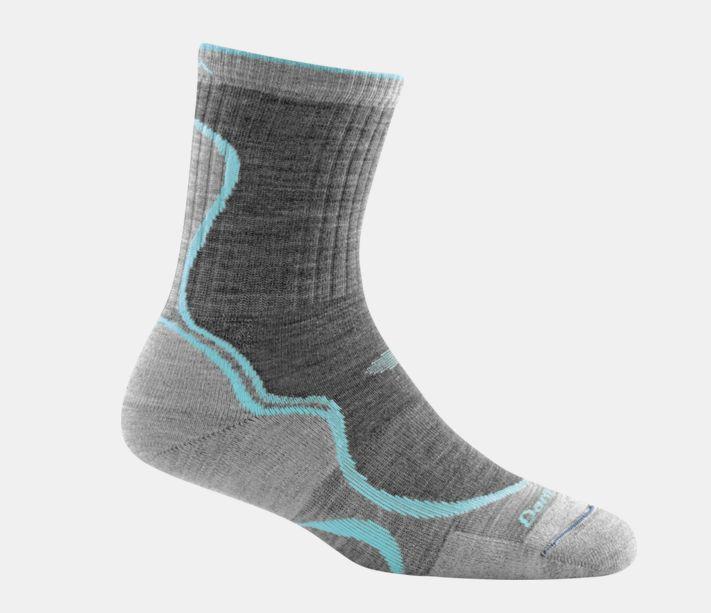 Darn Tough Women's Light Hiker Micro Crew Sock