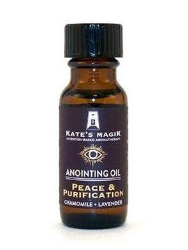 Kate's Magik Peace & Purification Oil