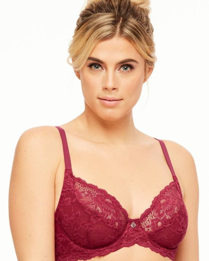 Montelle MONTELLE DIVINE FULL COVERAGE LACE BRA