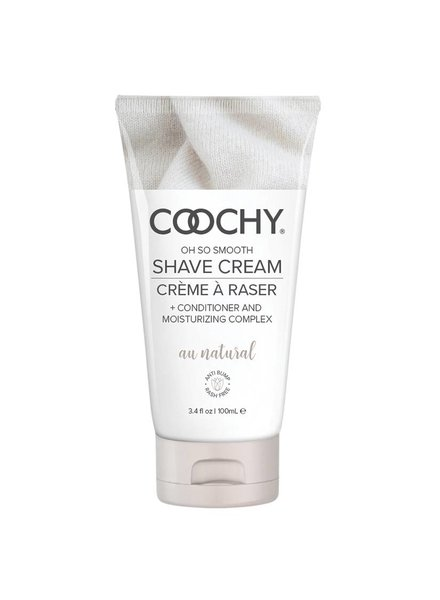 COOCHY RASH FREE SHAVE CREAM - Au Natural