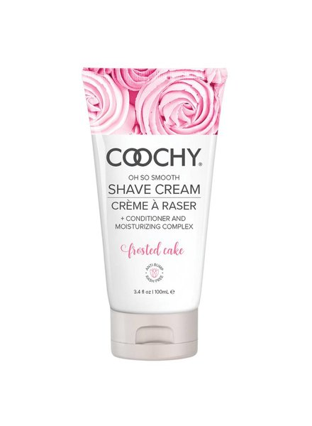 COOCHY RASH FREE SHAVE CREAM - FROSTED CAKE