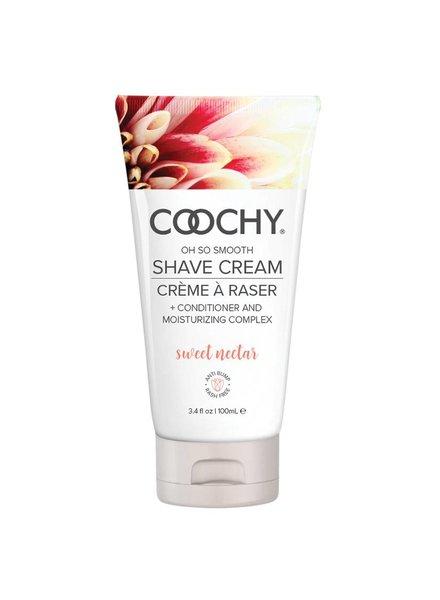 COOCHY RASH FREE SHAVE CREAM - Sweet Nectar