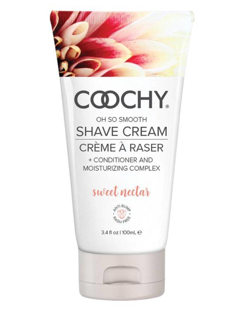 COOCHY Coochy Rash Free Shave Cream - Sweet Nectar