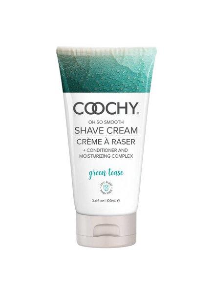 COOCHY Coochy Rash Free Shave Cream - Green Tease