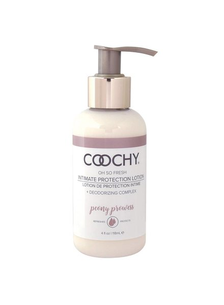 COOCHY Intimate Protection Lotion-Peony Prowess