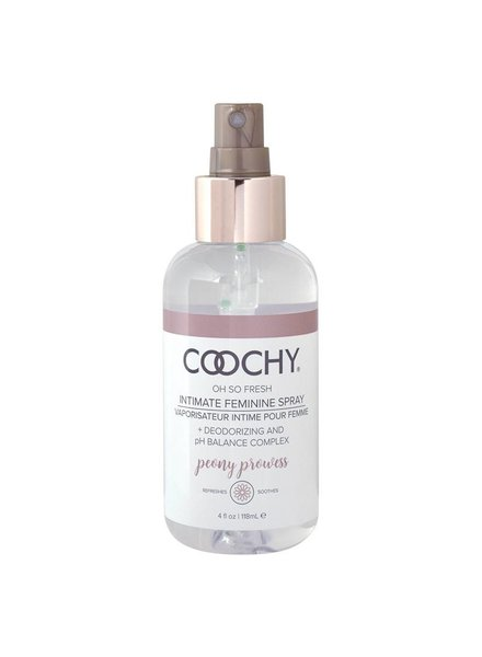 COOCHY Intimate Feminine Spray- Peony Prowess