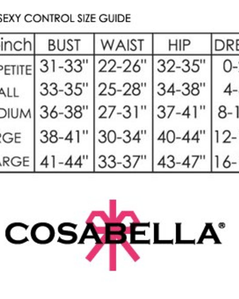 Cosabella NEVER SAY NEVER CUTIE LACE THONG