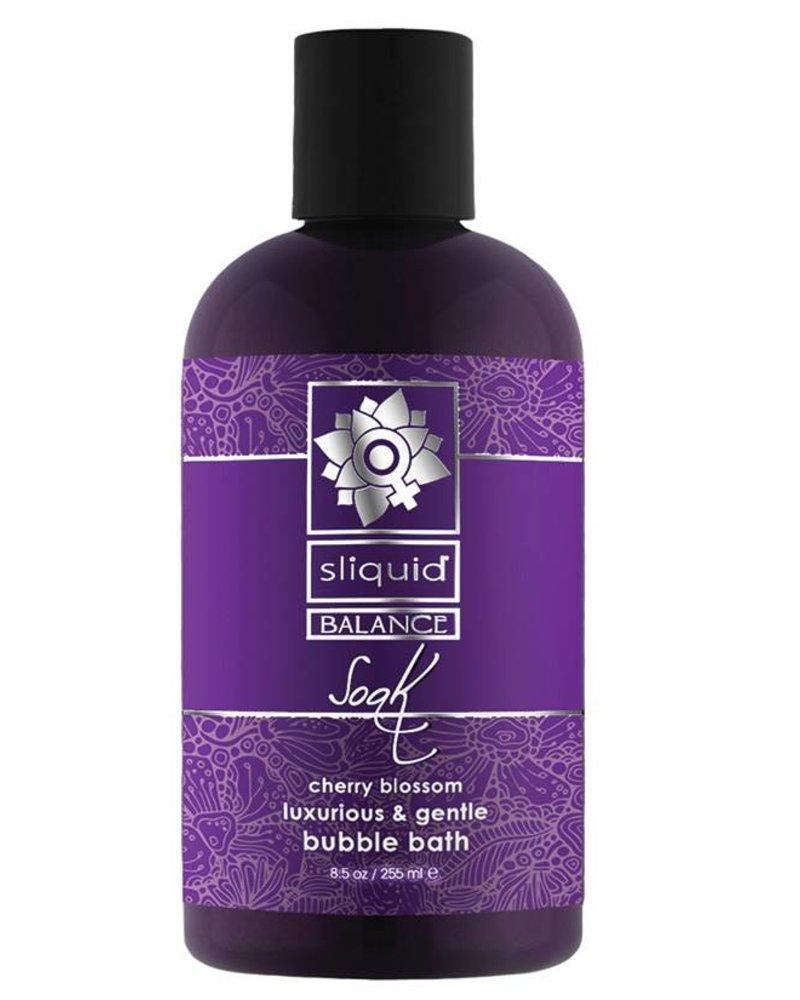 Sliquid Soak – Luxurious and Gentle Bubble Bath