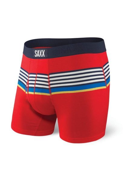 SAXX Underwear Ultra Moisture Wicking Fly-Front Boxer