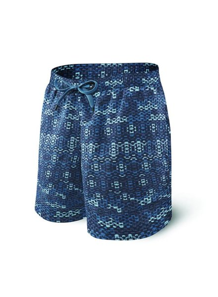 "SAXX CANNONBALL 7"" MEN'S SWIM SHORTS"
