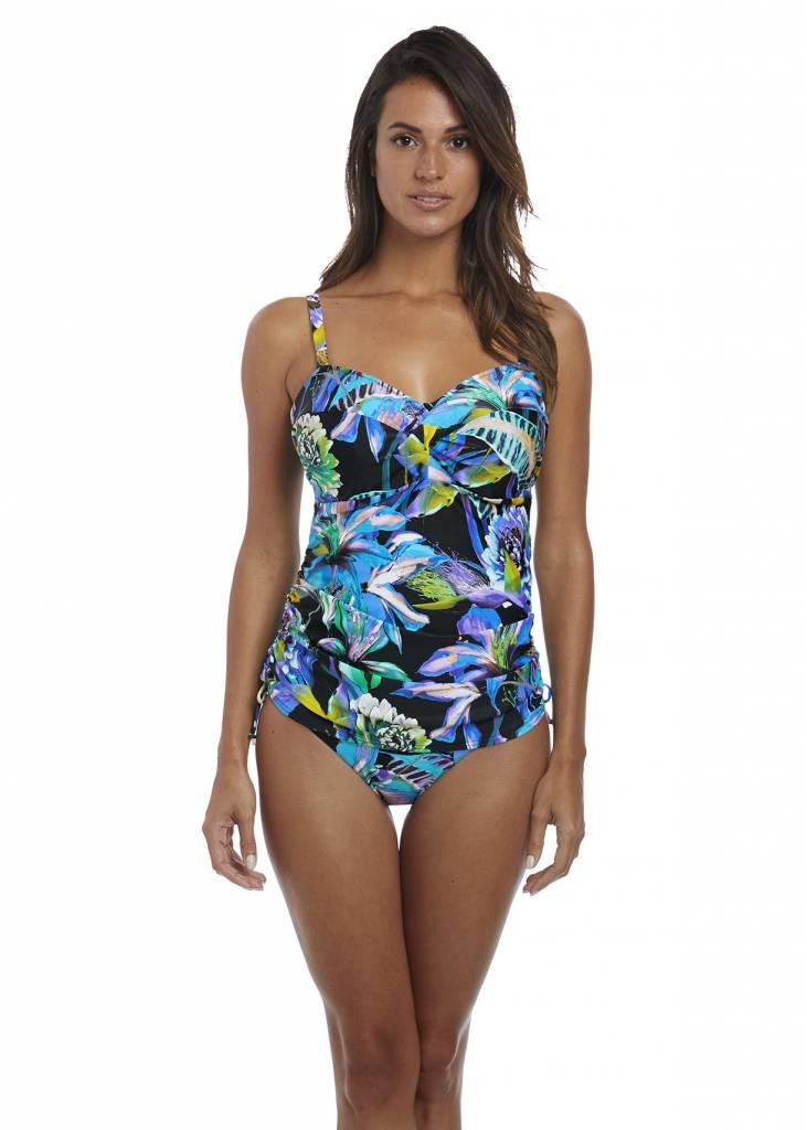 5e280f7dfc Paradise Bay Underwire Tankini Swim Top - ANGIE DAVIS