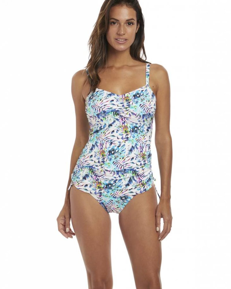 FANTASIE Fiji Underwire Adjustable Sides Tankini Swim Top