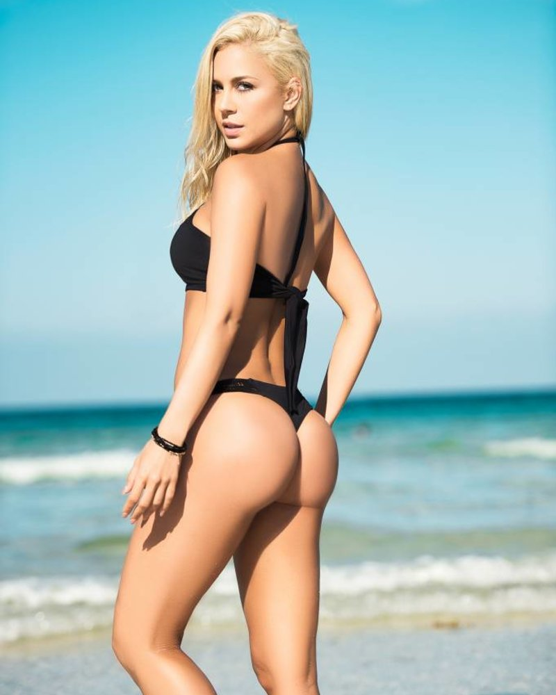 Netted Sporty Bikini