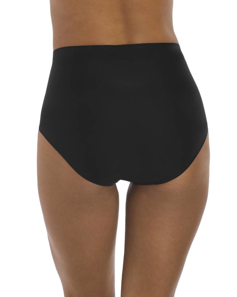 FANTASIE Smoothease Invisible Stretch Full Brief Panty - Black