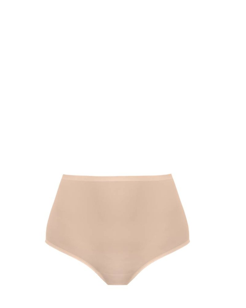 FANTASIE Smoothease Invisible Stretch Full Brief Panty - Beige