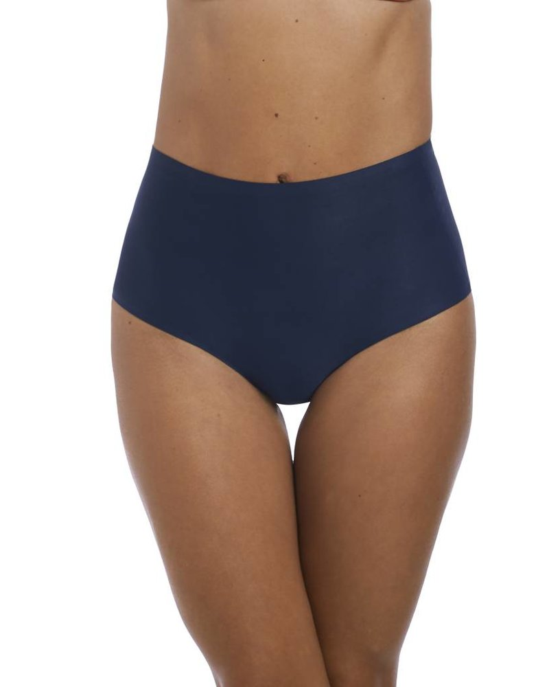 FANTASIE Smoothease Invisible Stretch Full Brief Panty - Navy