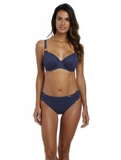 FANTASIE Marseille Mid Rise Brief Swim Bottom - Twilight