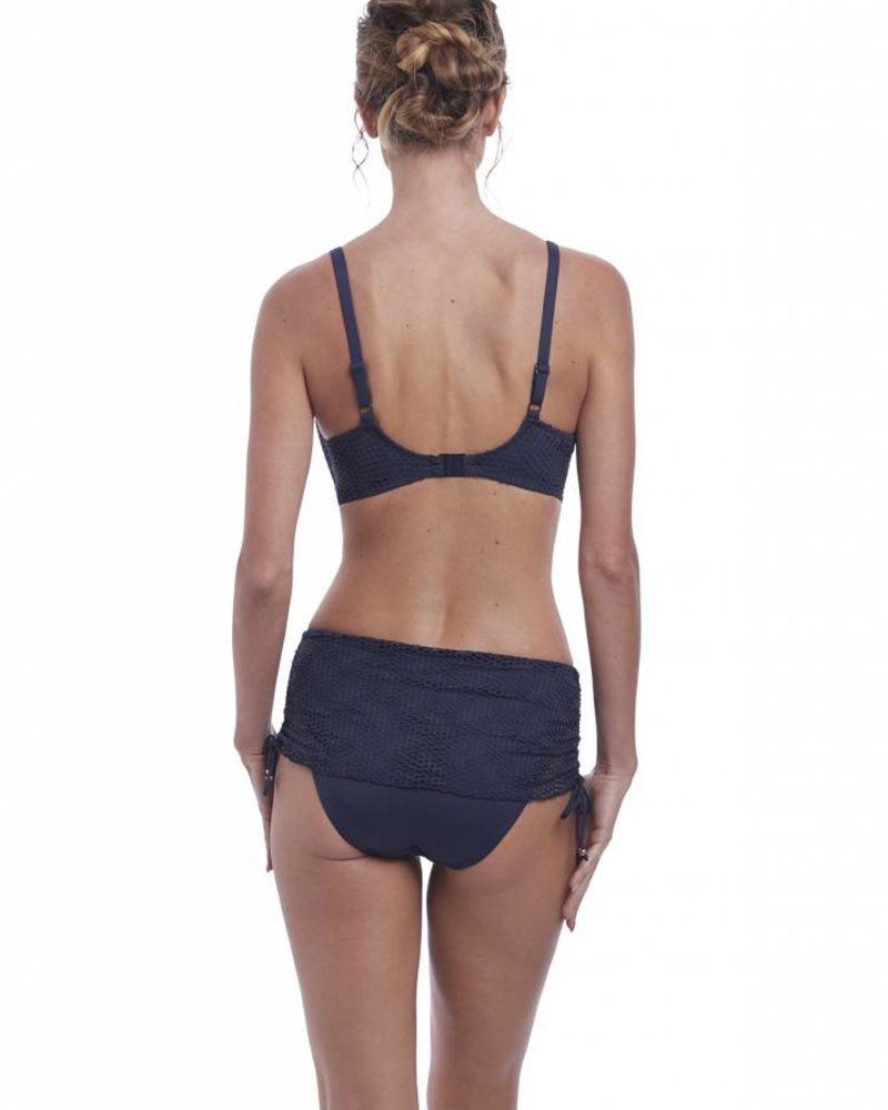 FANTASIE Marseille Adjustable Skirted Brief Swim Bottom - Twilight