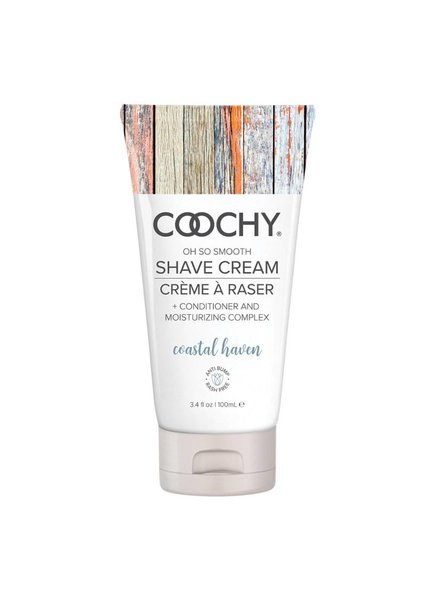 COOCHY Rash Free Shave Cream - Coastal Haven