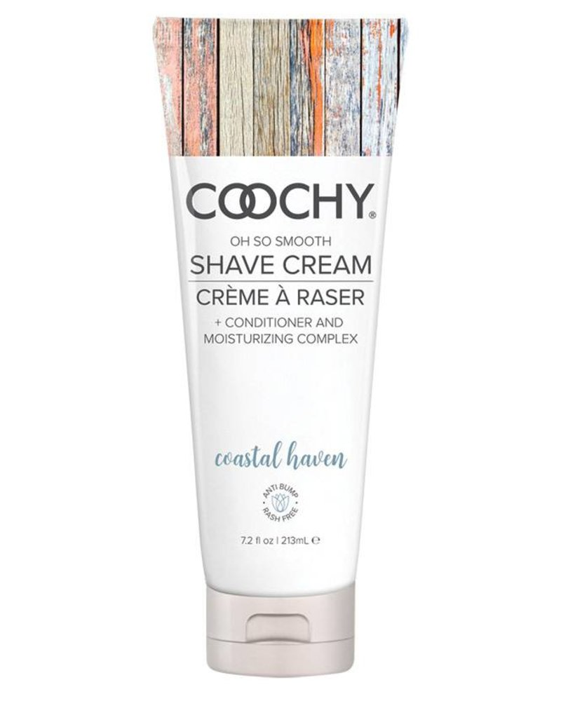 COOCHY Rash Free Shave Cream - Coastal Haven