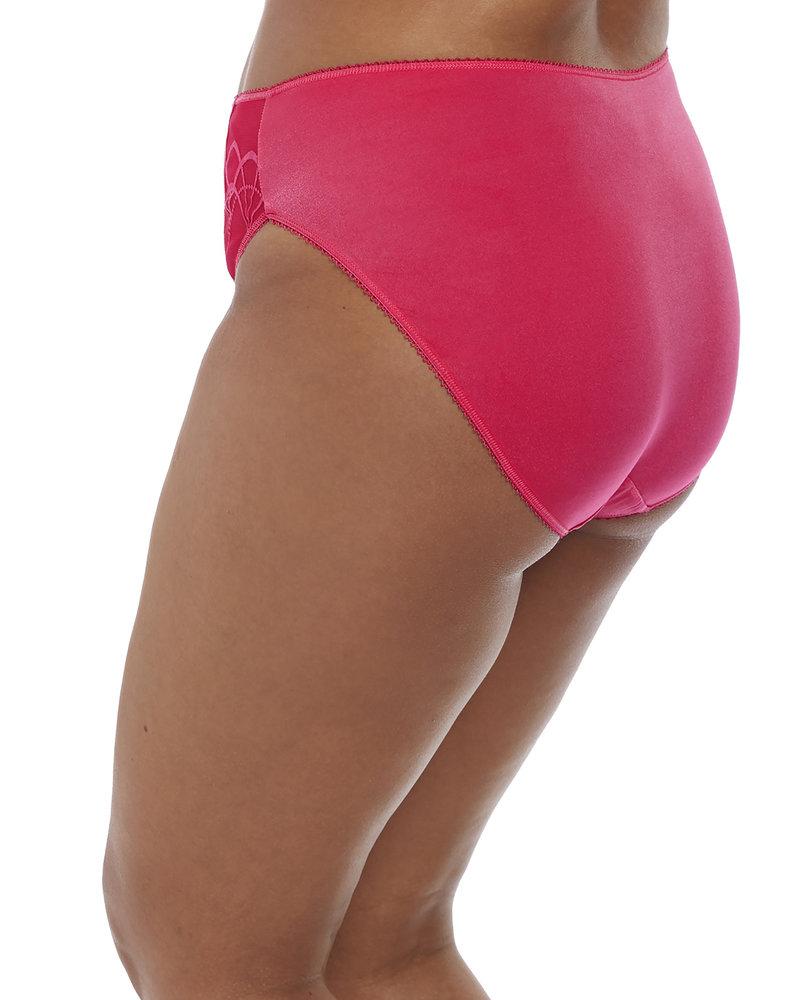 Elomi Elomi Cate Hi-Cut Brief Panty - Guava