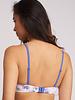 Montelle Essentials Wire Free T-Shirt Bra - Santorini Garden
