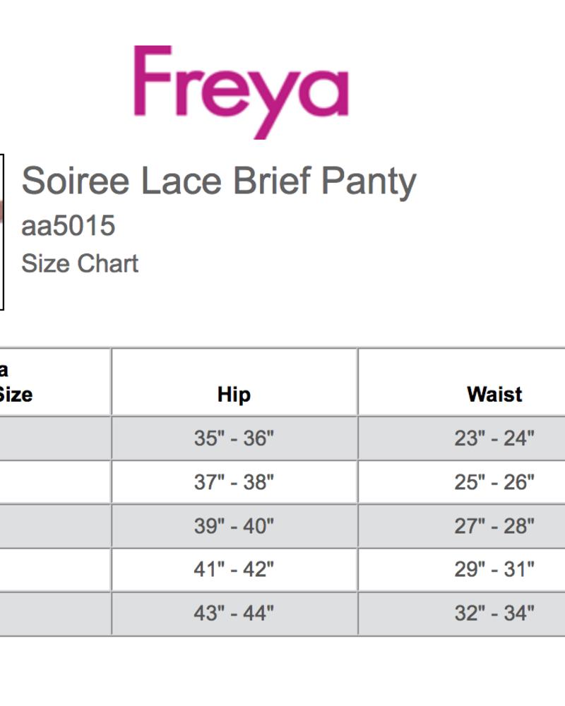 Freya Soiree Lace Brief Panty