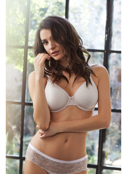 LE MYSTERE Le Mystere Light Luxury Back Smoother Spacer Cup Bra