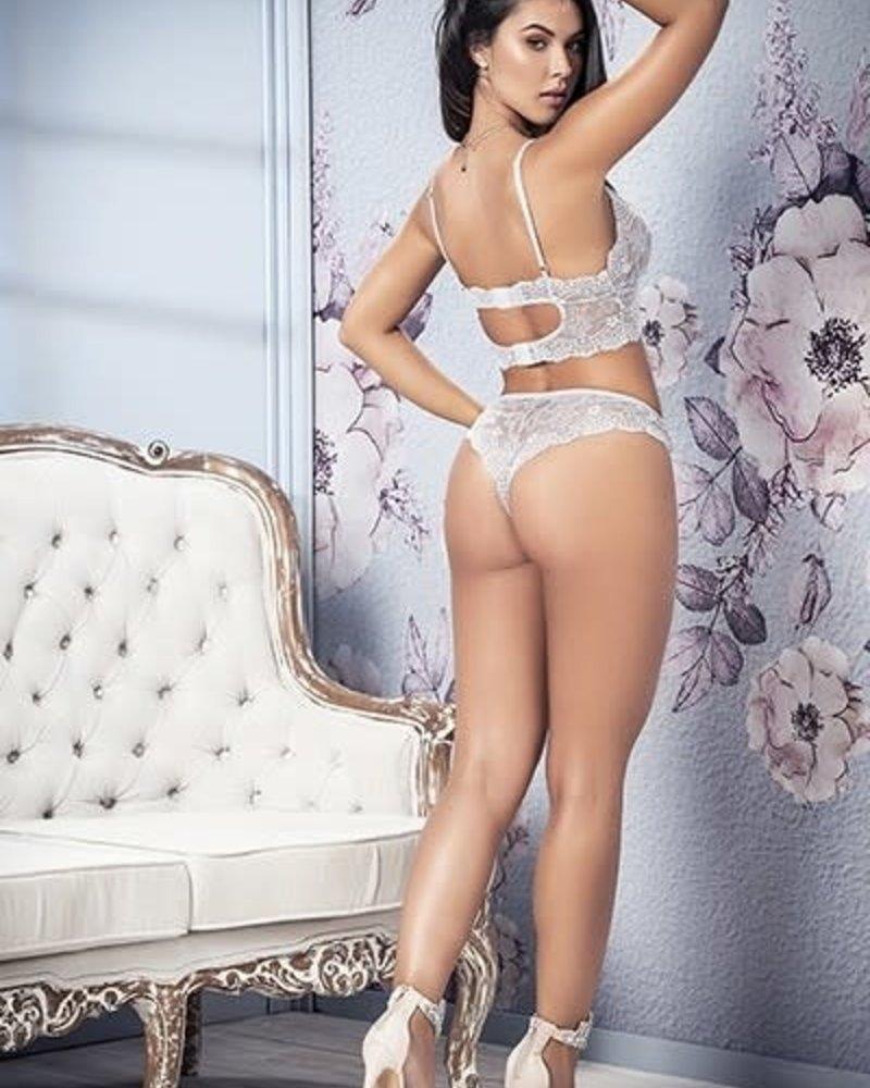 Gardenia Bra Set