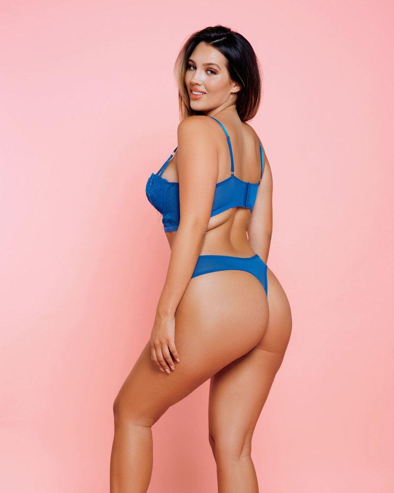 Plus Size Anastasia Bra Set