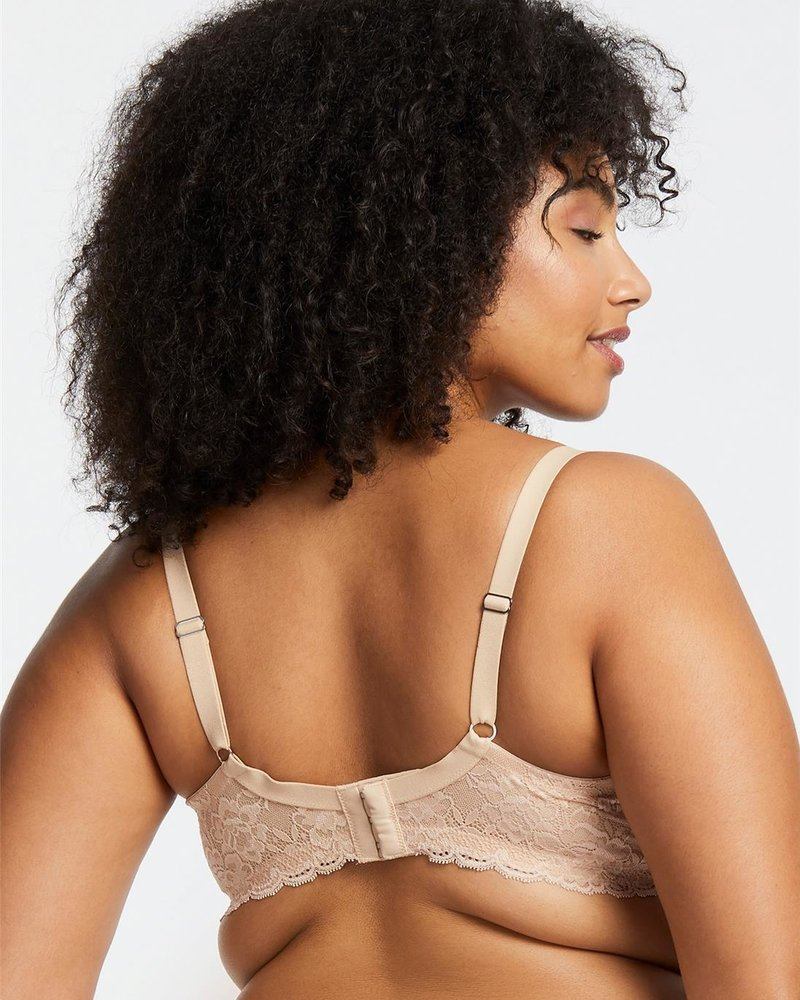 Montelle Essentials Divine Full Coverage Lace Bra