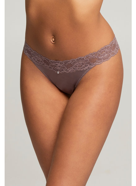Montelle Thong - Almond Spice