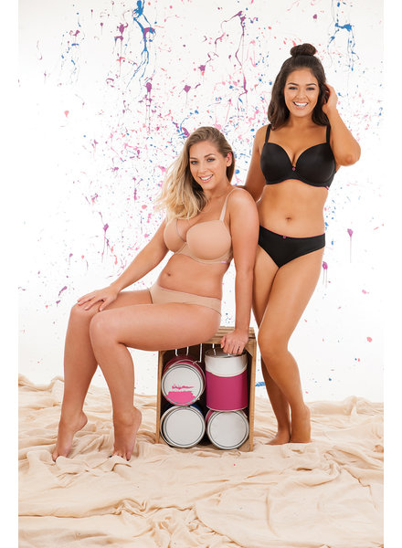 Curvy Kate Smoothie Soul Plunge T-Shirt Bra